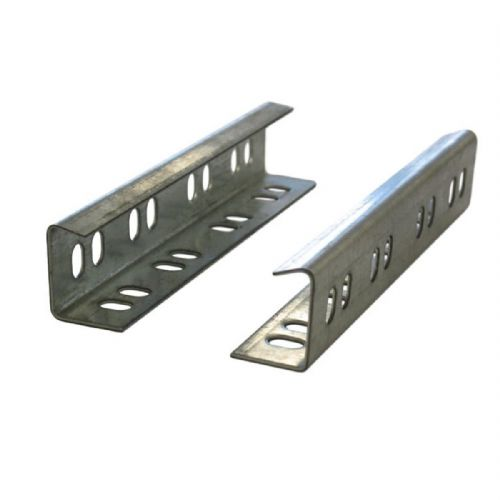 Unistrut Cable Tray Wrap Over Coupler Pair Edging Support